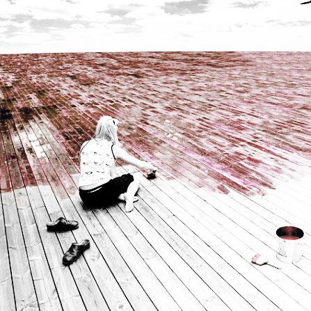 INVERTI la prospettiva, ISPIRA le parole, IMMAGINA il colore.