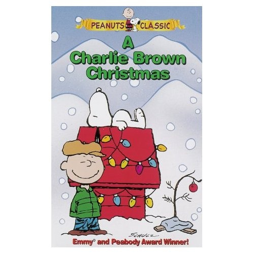"""A Charlie Brown Christmas"" movie was a big hit in 2011 in our house."