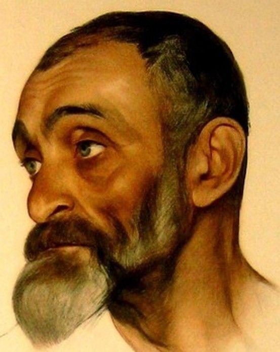 Савелий Сорин - Это портрет видного философа Льва Шестова