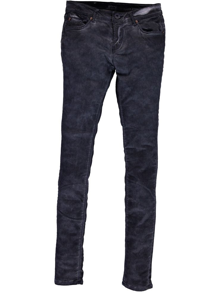 Garcia Jeans grå/blå U60117 Rachelle ladies pants - washed indigo – Acorns