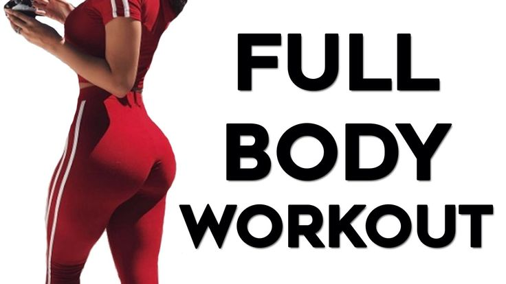 FAT-Busting Full Body Workout at Home | 4 Super Fat Burning Workout At...