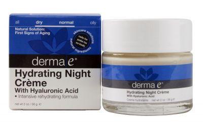 İnce çizgi ve kırışıkların görünümünü azaltmaya yardımcı olan ve gece boyunca cilde ihtiyacı olan takviyeyi yaparak daha genç bir görünüm kazanmasında etki sağlayan #DermaE #Hydrating #Night #Cream #Ultra #Nemlendirici #Anti #Aging Etkili #Gece #Bakım #Kremi 56 gr ürününü kullanabilir sipariş verebilirsiniz.