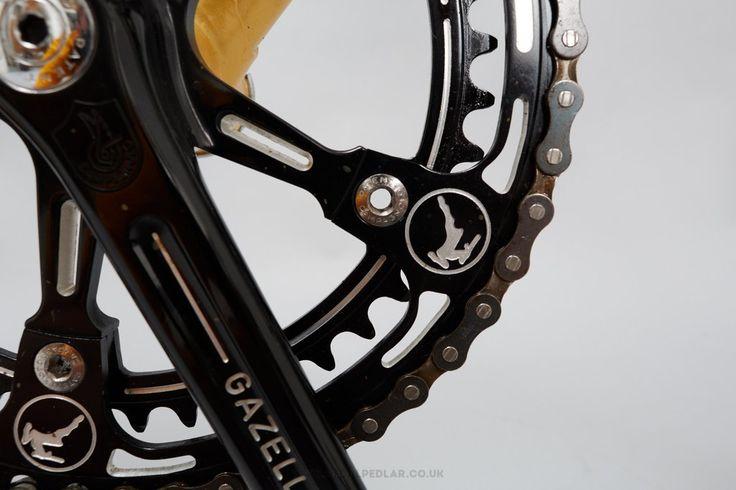 55cm Gazelle Champion Mondial c.1979 NOS Road Racing Bike - Pedal Pedlar  - 22