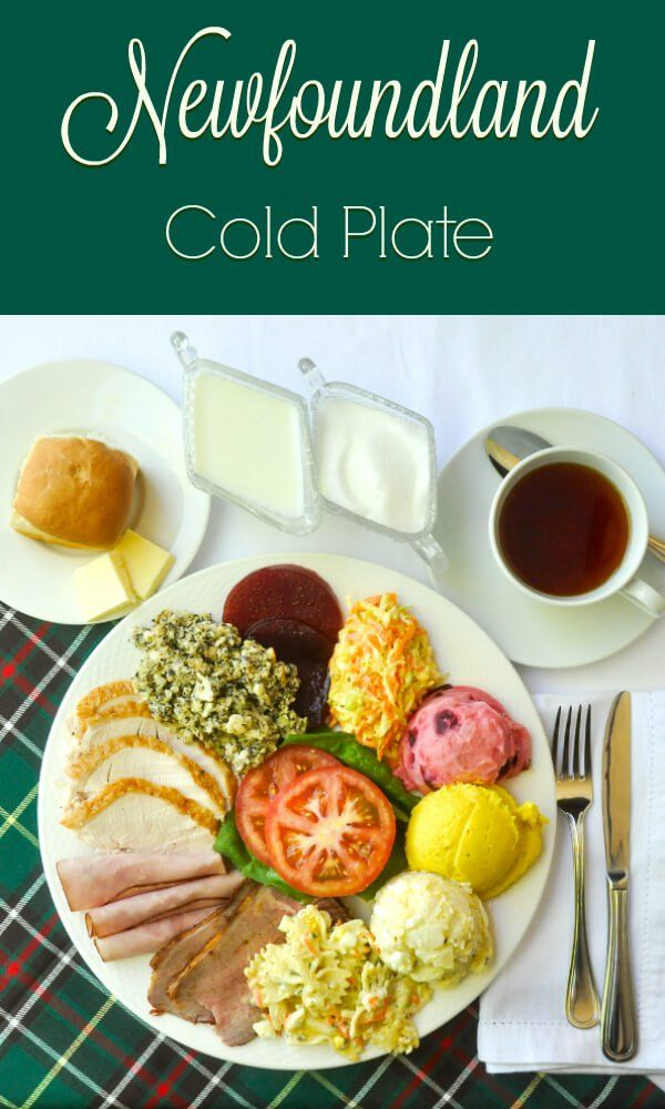 Newfoundland Cold Plate - a traditional post Christmas favourite. Heres a simple guide to putting together this simple, nostalgic favourite of Newfoundlanders everywhere.