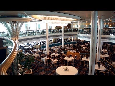 Vision of the Seas Cruise Ship Tour 2012 – PopularCruising.com