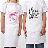 Personalized Aprons: Kid & Adult Aprons | Personalization Mall