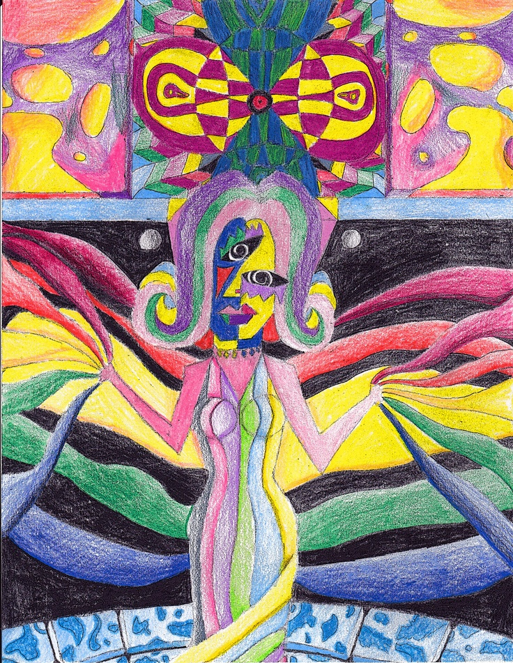 Recreation of a piece by Gerardo Gomez