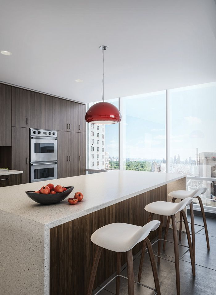 Back In The Day, Residential Designers On A Budget Used To Loathe Having To  Specify Laminate As Opposed To Real Stone Or Solid Surfacing On A Kitchen  ...