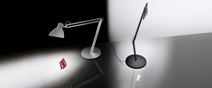 LOOKSOFLAT design Stefan Geisbauer per Ingo Maurer   13W #design #light