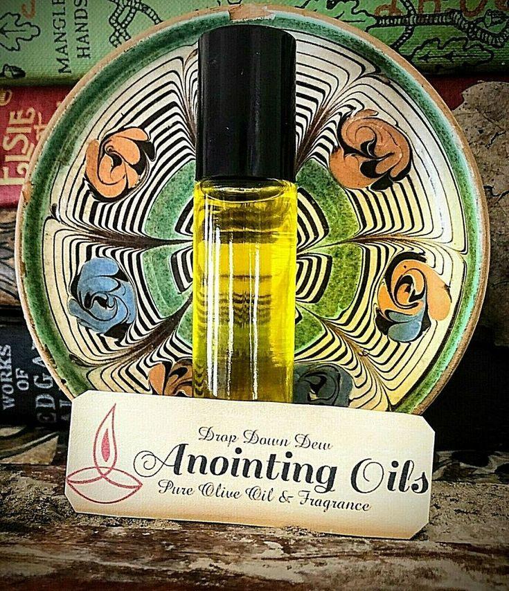 Anointing Oils, Meditation Oils, Prayer Oils, Frankincense