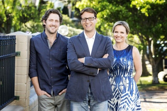 Andrew Winter chats about Selling Houses Australia season 8