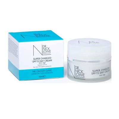 Dr. Nick Lowe Anti Age Super Charged SPF15 Day Cream 50ml