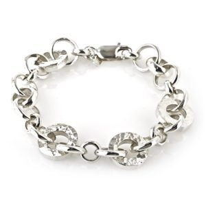 Oasis Link Bracelet - Shop our jewellery store in Port Fairy - Victoria, Australia.