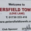 Petersfield Town Football Club will be running their famous barbeque!