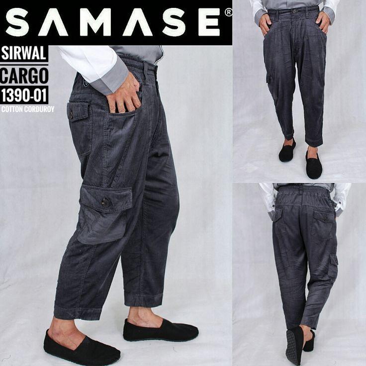 SAMASE SIRWAL CARGO 1390  Warna Hitam