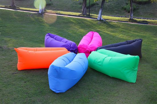 Air sofa, portable and convenience for a picnic or camping,enjoying the beauty…