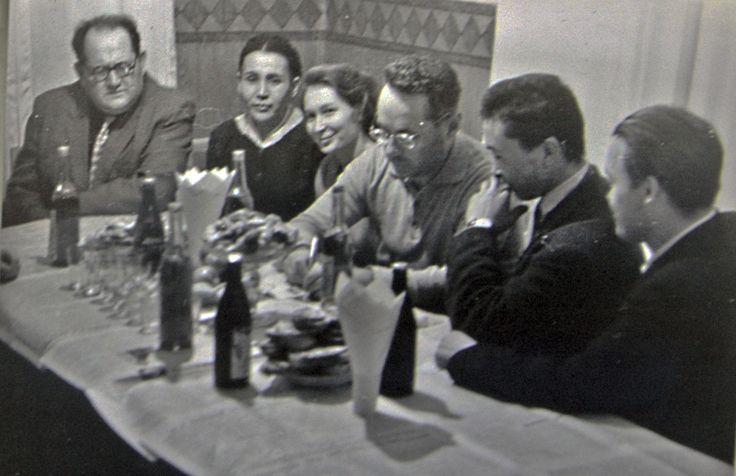 СССР. 1960-1970-ые годы. Павлодар. Журналисты.