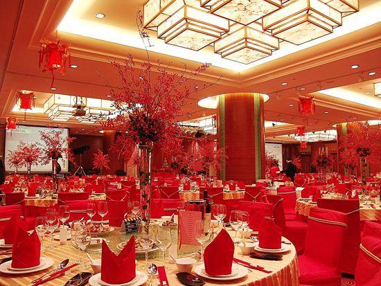Chinese Wedding Banquet Decor Decoration Wedding Chinese