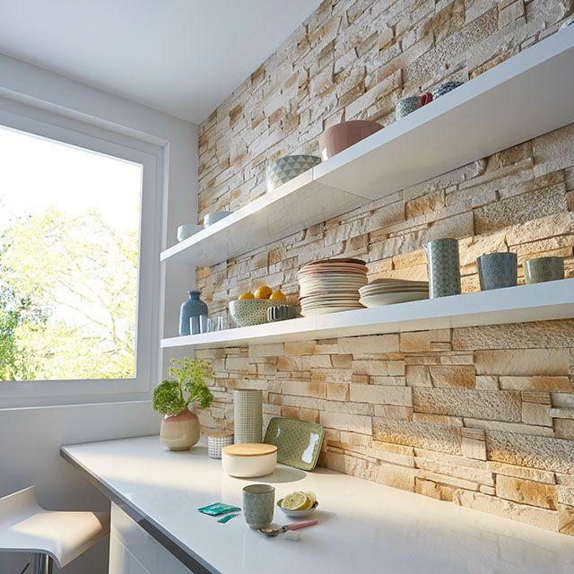 17 meilleures id es propos de plaquette de parement sur pinterest plaquette parement pierre. Black Bedroom Furniture Sets. Home Design Ideas