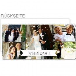 Fotoserie der Hochzeit als Dankeskarte http://www.carteland.de/hochzeit/dankeskarten-hochzeit/hochzeitsdanksagungen-foto/venedig-gondel-und-liebe-2324.html