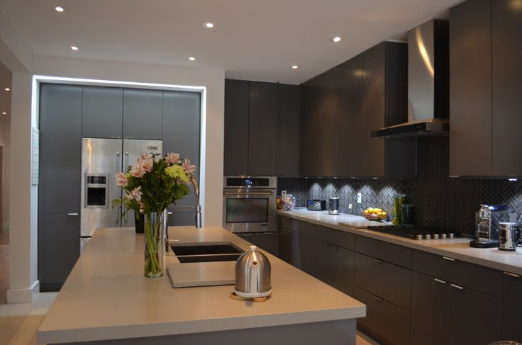 Beautifully finished kitchen renovation.
