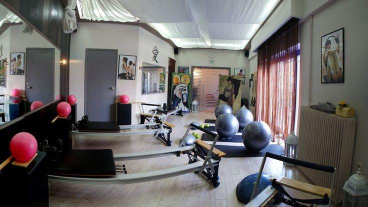 wellness studio pilates Kifisia Ηρώων Πολυτεχνείου 18 / Νεα Ερυθραία / Τ. 210 6256670 / 6988 608688