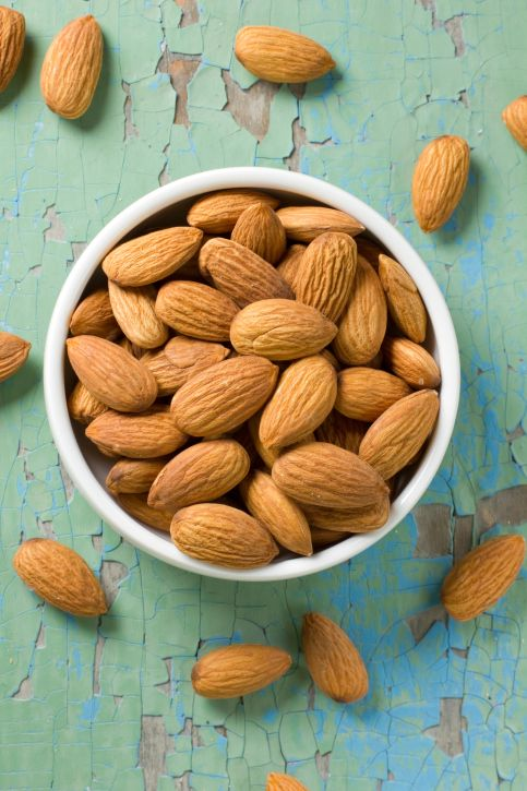 Almonds have wonderful benefits — check it out!