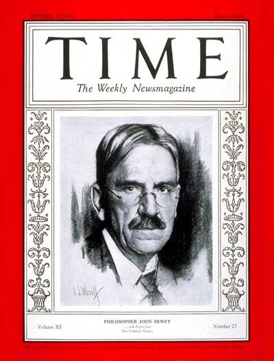 john dewey the father of modern John dewey was an american philosopher, psychologist, and educational  reformer whose ideas have been influential in education and social reform  dewey is one of the primary figures associated with the philosophy of  pragmatism and is considered one of the fathers of functional psychology  yet  dewey was not entirely opposed to modern logical trends.
