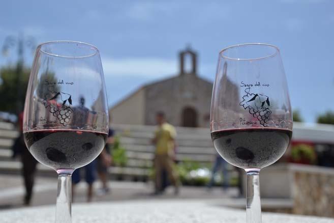 Sagra del vino Atzara 2012