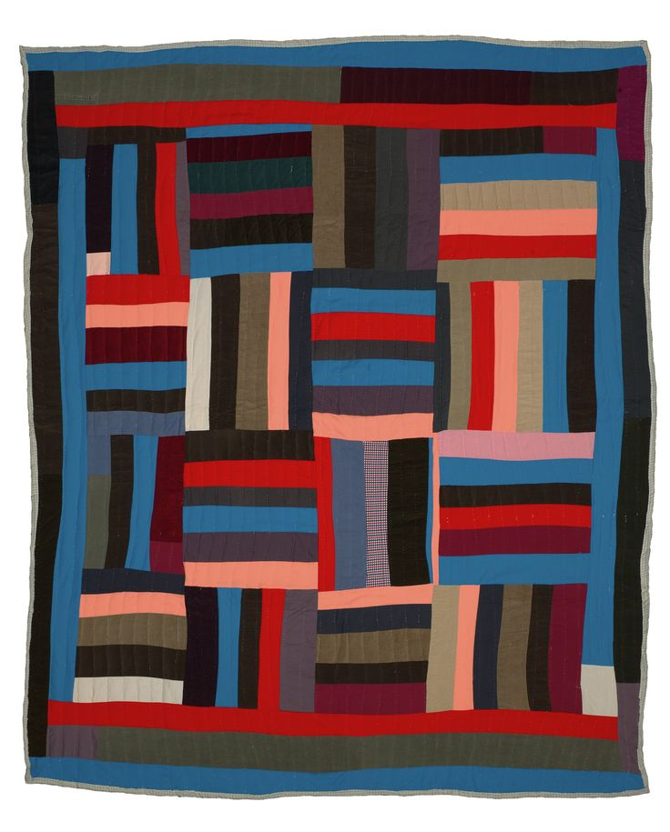 """""""Pieces of Power: A Selection of Quilts from Gee's Bend"""", 2007, at Hiestand Galleries, School of Fine Arts, Miami University (Oxford, Ohio)"""