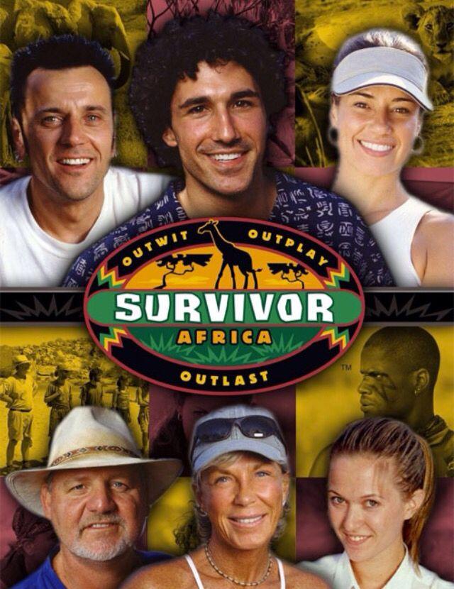 Survivor Season 2 Africa