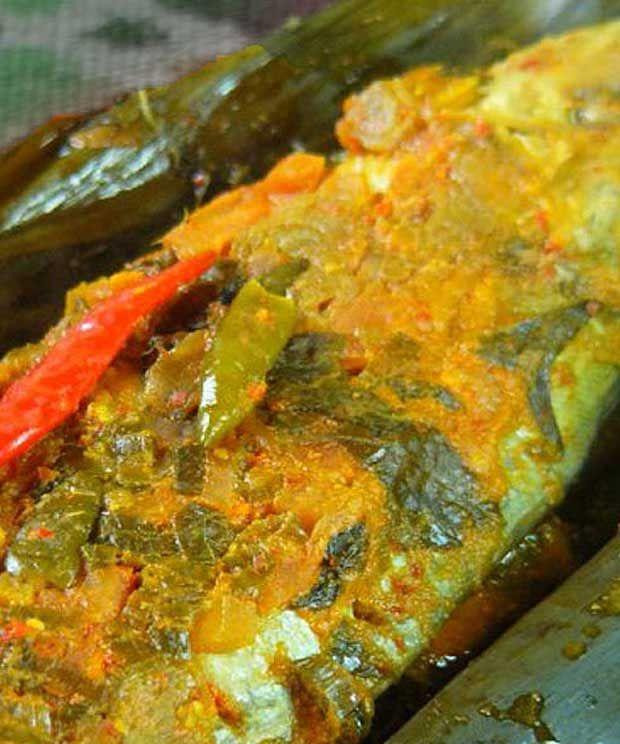 Resep Pepes Ikan Kembung | Resepkoki.co