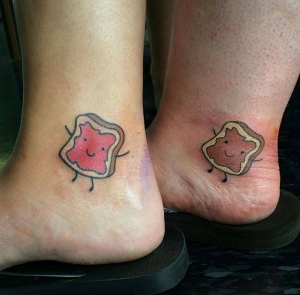 These 15 Tattoos Work For Couples or Best Friends, And They're Actually Pretty Great - Dose - Your Daily Dose of Amazing