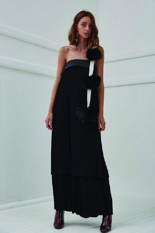 C-meo-collective - C/Meo Collective - Big Dreams Dress - Black