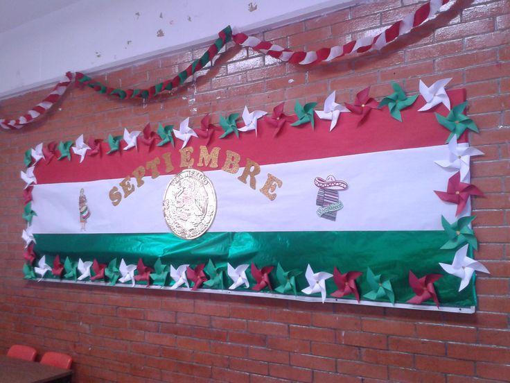 Periodico mural de septiembre