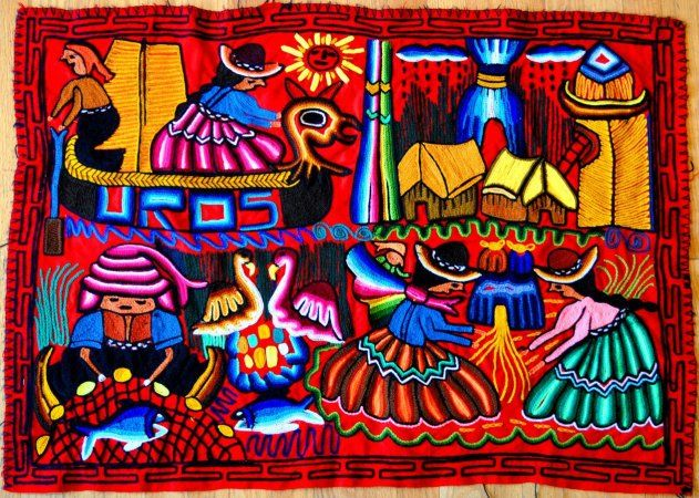 10 Best Peruvian Arts And Crafts Images On Pinterest