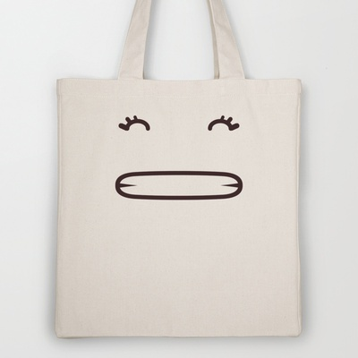 Tote Bag by PlayMoji ® - $18.00