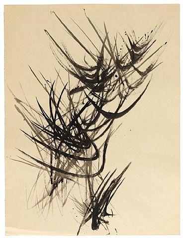 Hans Hartung, Untitled