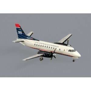 Gemini Jets US Airways Express Saab 340 1400 Scale Toys