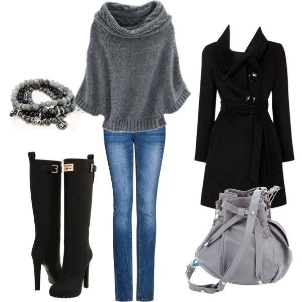 Grey Days, fashion