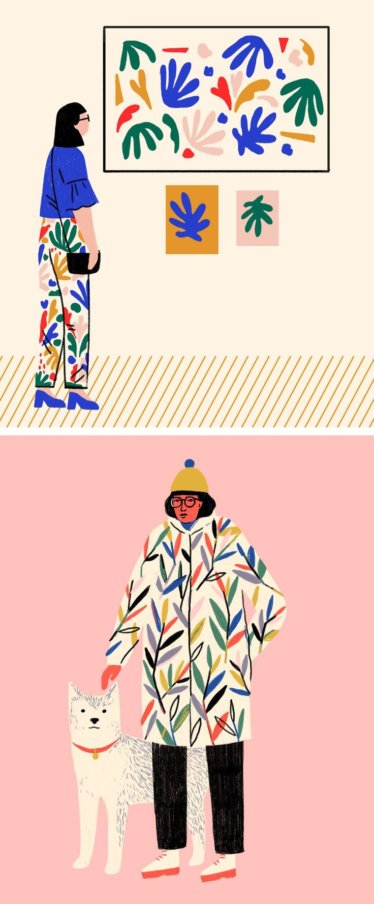Digital Illustration by Abbey Lossing and the Bene…