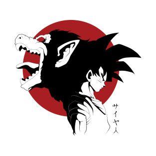 Goku y su forma Ozaru