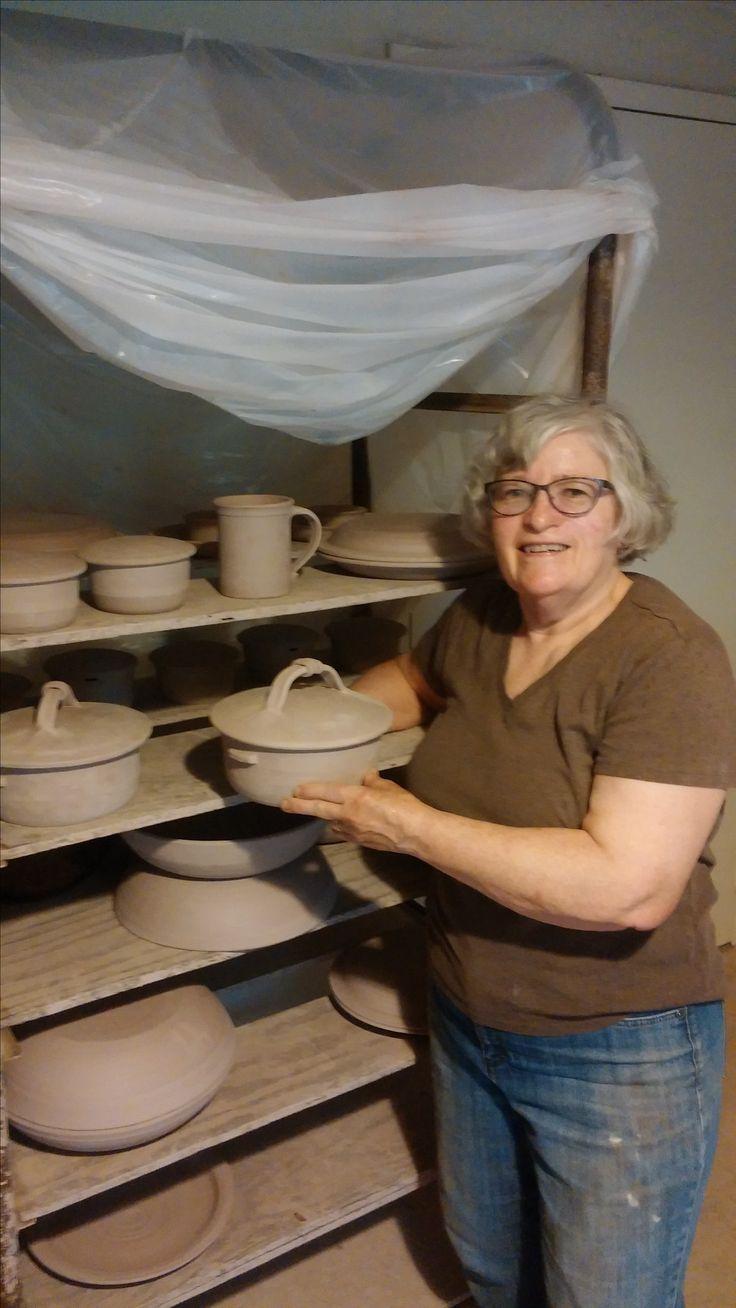 Catoctin Pottery ~ Susan Hanson