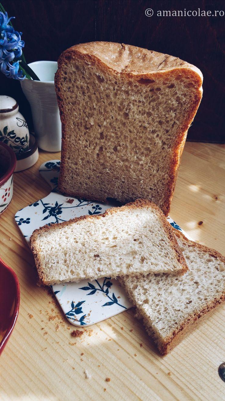 Acum vreo 2 ani mi-am cumparat un aparatde facut paine. Drept sa va spun, cand l-am luat, aproape toata lumea imi zicea ca e o investitie proasta: ca oricum nu o sa fac paine cu ea, ca painea nu...