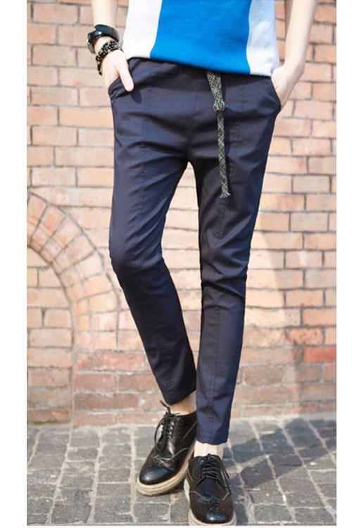 Blue Heavy Wash Denim Jeans | Asian Fashion Headquarters