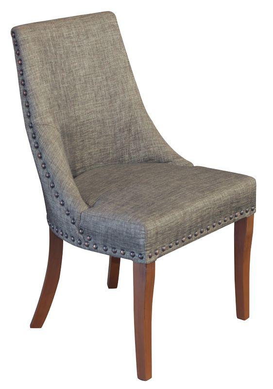 Las 25 mejores ideas sobre sillas de comedor tapizadas en for Sillas cromadas para comedor