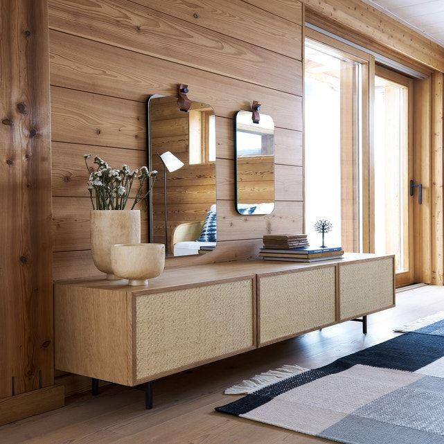 Miroir Rectangulaire H60 Cm Kombu Transparent Am Pm La Redoute Enfilade Mobilier De Salon Meuble Enfilade