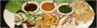 Coopers Hawks Thai Lettuce Wraps