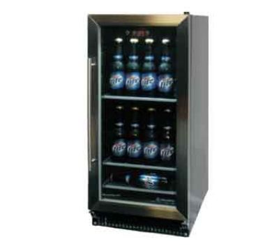 "Metalfrio HBC-60 Undercounter Beer Cooler - Glass Door, Auto Defrost, 5.3-cu ft - this is what you put in the  ""wine cellar"" closet :-) - or do you turn a half wall into a beer bar?"
