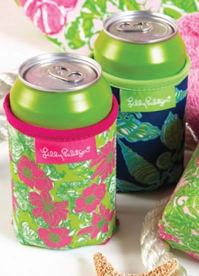 Lilly Pulitzer Koozie: Lilly Koozies, Parties Supplies, Lilly Pulitzer, Spring Parties, Summer Lovin, Pulitzer Koozies, Lillyholiday, Colleges Dorm, Lilly Holiday